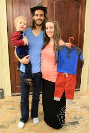 jill duggar dillard and husband derick welcome second child son