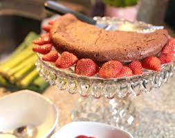 melt in your mouth decadent chocolate cake basilmomma