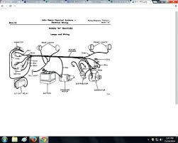 deere lt155 electrical diagram wiring schematic motor t 1