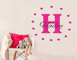 personalised your name wall art decal vinyl sticker diy home personalised your name wall art decal vinyl sticker diy home decoration