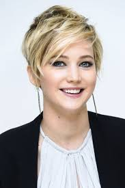 short hairstyles jennifer lawrence short pixie haircuts