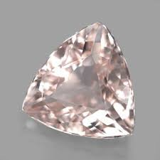 pink morganite 5 carat light pink morganite gem from afghanistan and