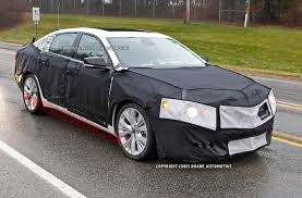 2013 chevrolet impala spy shots photo gallery autoblog