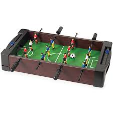 table top football games funtime mini table football game