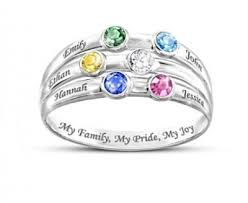 day rings personalized mothers day ring with birthstones mothers day rings 2017 15 best