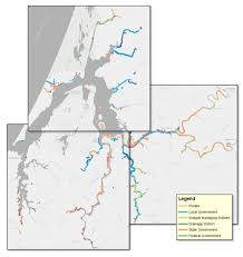 Map Of Coos Bay Oregon by Human Infrastructure In The Lower Coos Watershed Partnership For