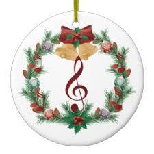 treble clef ornaments keepsake ornaments zazzle