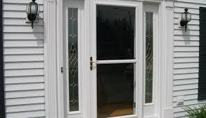 Sliding Glass Patio Storm Doors Door Awesome Storm Door For Patio Door Images About Doors On