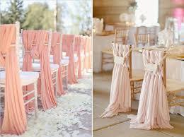 mariage deco 50 idées pour donner du style à vos chaises j ai dit oui