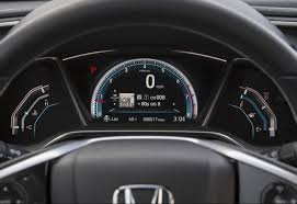 six speed manual joins 2017 honda civic turbo lineup