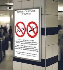 vapoter au bureau interdiction de fumer pdf
