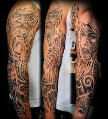 turbo tattoo sleeve skull tattoo bg 2 by gettattoo on deviantart