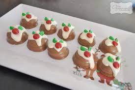 cheats mini christmas puddings the organised housewife
