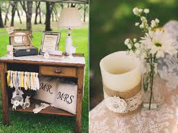 Rustic Backyard Wedding Ideas Backyard Wedding Ruffled