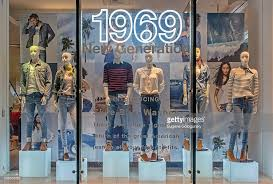 new york fashion window displays photos and images getty images