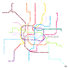Milan Subway Map by Design Reader Cities U0026 Travel By Design Reader