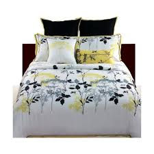 yellow and gray bedding sets when it comes to great color
