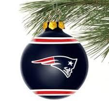 new patriots personalized ornament
