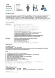 Medical Scribe Resume Example by Entry Level Medical Assistant Resume With No Experience Resume