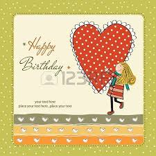happy birthday card with a royalty free cliparts vectors