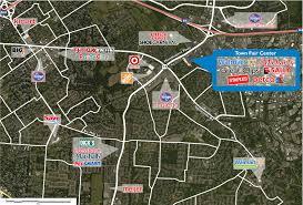 Lithia Florida Map by Town Fair Center Phillips Edison U0026 Company