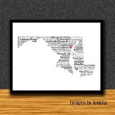 map of maryland to print 104 best state prints travel maps images on