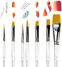 what is the best paint to use for kitchen cabinets paint brushes for acrylic painting watercolor gouache and paint brushes for adults best artist paint brush set of 7 pcs