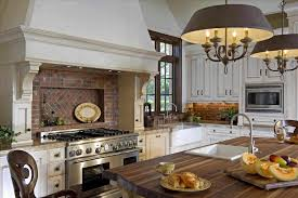 colors kitchen design magnificent small kitchen rustic french