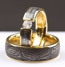 make metal rings images These rings are made out of vintage gun barrels from 1870 jpg