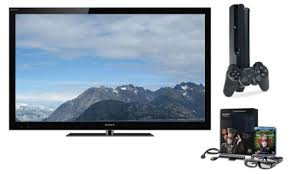 black friday ps3 black friday deal sony 46 inch led tv with ps3 3d glasses and