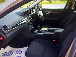 mercedes benz c220 cdi executive blue sport 2 2 2012 manual diesel