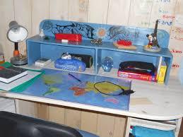 dessus de bureau dessus de bureau étagère enfant artist