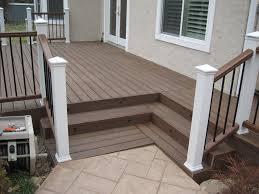 trex deck design ideas regarding property xdmagazine net
