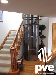 Homes With Elevators by A Vacuum Lift Can Add Value To Your Home Or Can Be Moved To A New