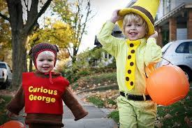 Pebbles Bam Bam Halloween Costume Cute Sibling Costume Ideas Whimsy Lane