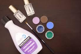 gel nails create perfect nails using nail forms diy how to make nail polish with eyeshadows u0026 pigments makeup geek