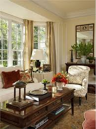Traditional Victorian Colonial Living Room By Timothy Corrigan - Colonial living room design