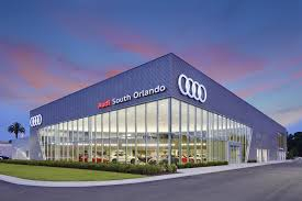 audi dealership design autonation opens 21m audi south orlando orlando sentinel
