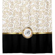 fancy shower curtains zazzle