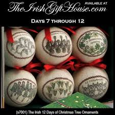 ornaments 12 days of