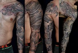 dragon tattoo sleeve tattoo collections