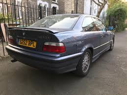 bmw 323i manual e36 coupe drift in archway london gumtree
