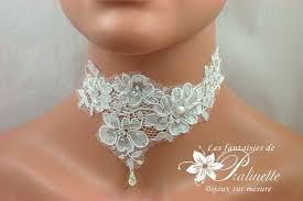 bijoux de mariage bijoux mariage dentelle collier isobel photo de bijoux mariage