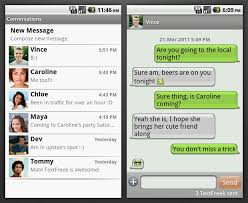 android sms app top 5 sms apps for android