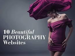 Photographers Websites 10 Beautiful Photography Websites Medianovak Inspirefirst