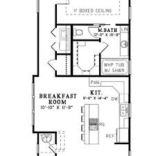 narrow house plan 1 floor plan best 25 narrow house plans ideas that you will