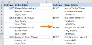how to merge rows in excel without losing data