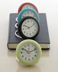 Rondo quot travel alarm clock