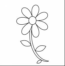 outstanding color flower coloring pages with coloring pages of