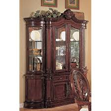 traditional buffet china cabinet buffet hutch traditional style